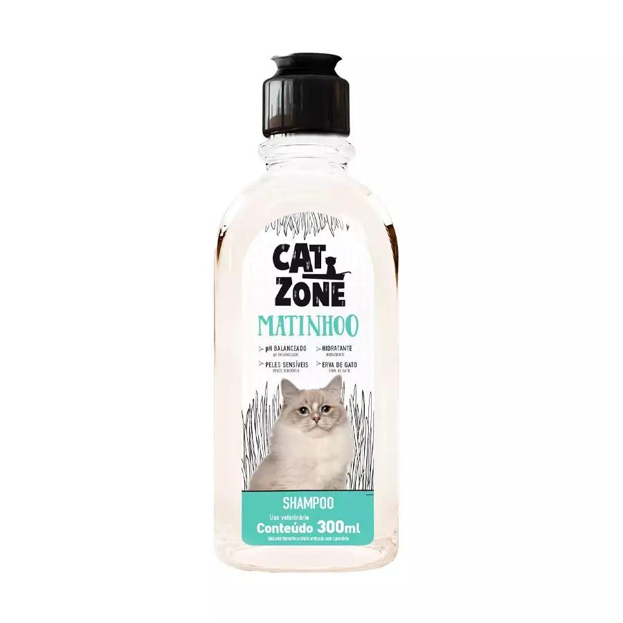 Shampoo Cat Zone Matinho para Gatos 300ml
