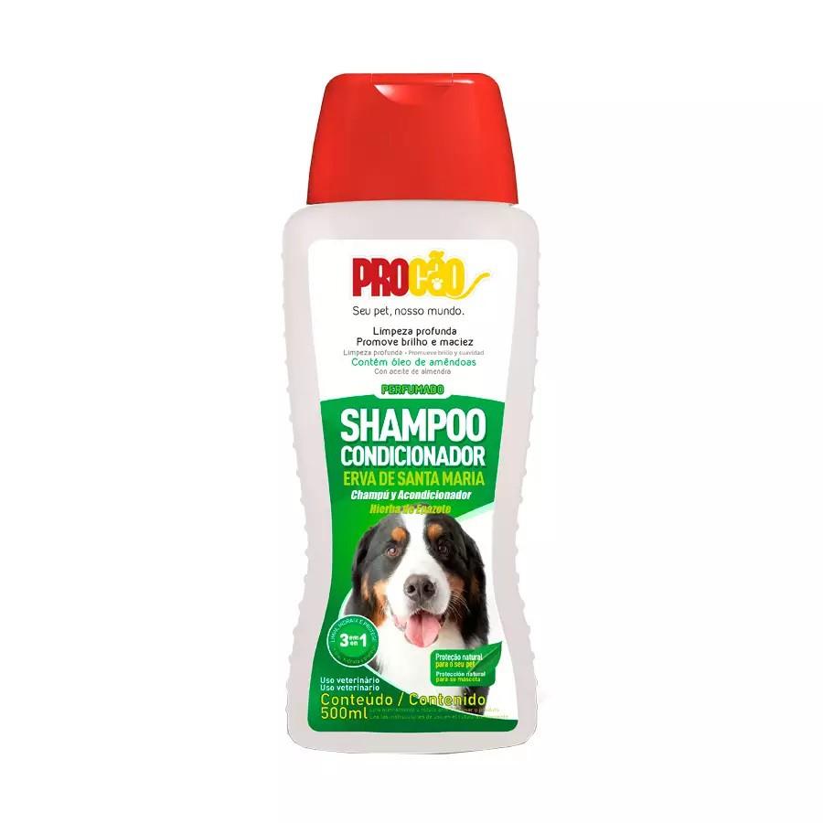Shampoo e Condicionador Procão Erva Santa Maria 500 ml