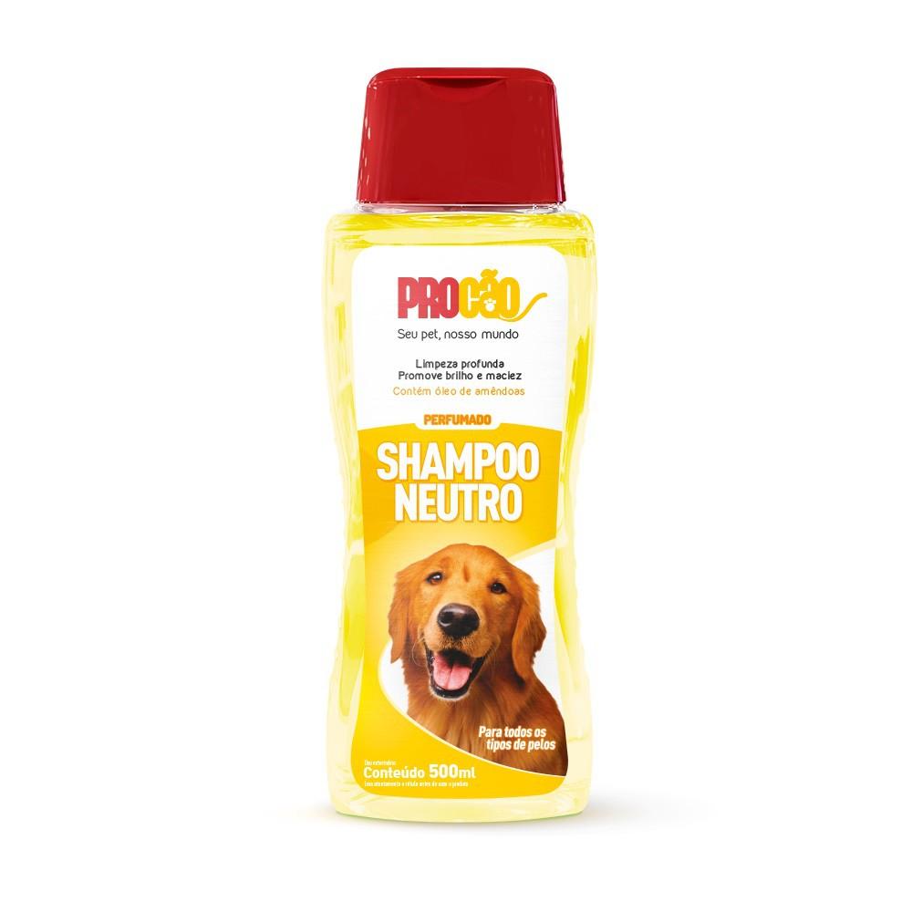 Shampoo Procão Neutro para Cães 500ml