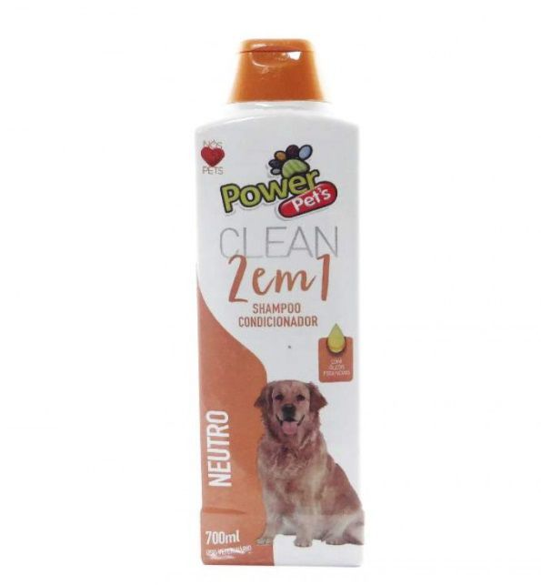 SHAMPOO POWERPETS NEUTRO 700ML