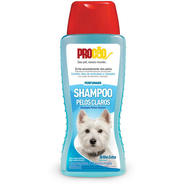 Shampoo Procão Pelos Claros 500 ml