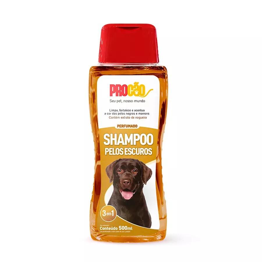 Shampoo Procão Pelos Escuros 500 ml