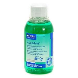 Solução Oral Virbac Aquadent 250ml