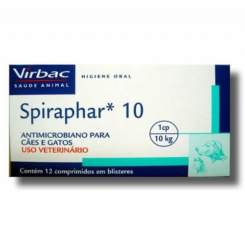 SPIRAPHAR 10