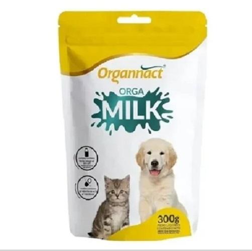 Suplemento Organnact Orga Milk Sachê 300g