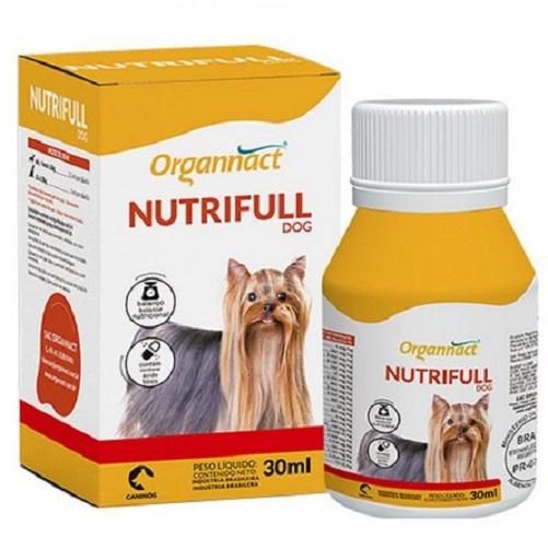 Suplemento Vitamínico Organnact Nutrifull Pet  30ml
