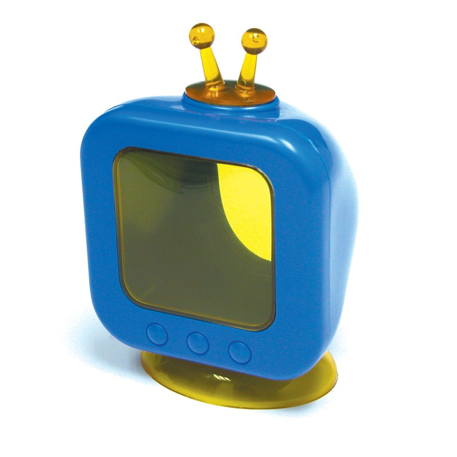 Casinha Hamster TV Plastica