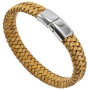 Bracelete de Aço Inox 316L Modelo Sandy
