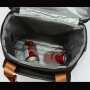 Bolsa Térmica Para Transporte de Garrafas de Vinho - Porta Bebida - Wine Triplo Luxo Pic Nic