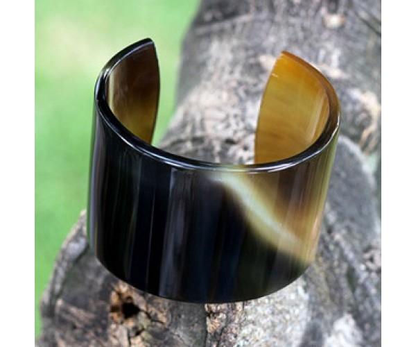 Bracelete De Chifre De Búfalo