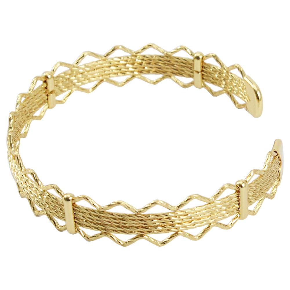 Bracelete Folheado a Ouro 18k