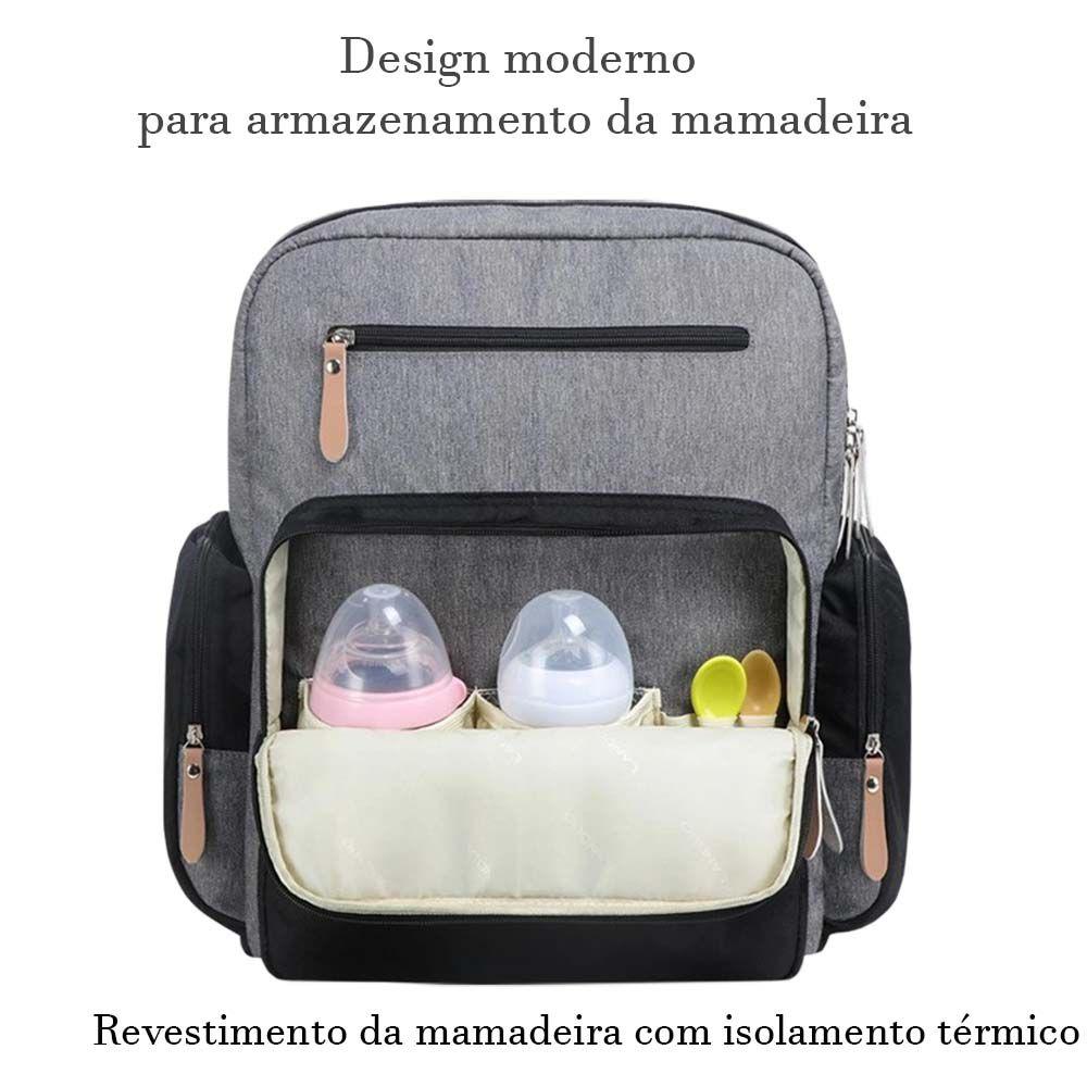 Mochila Maternidade Land Luxury Original