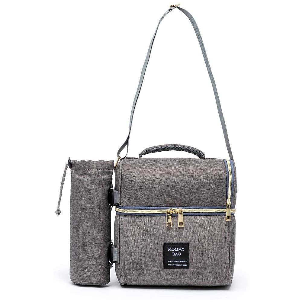Lancheira Térmica Maternidade Mommy Bag Original Modelo Verona