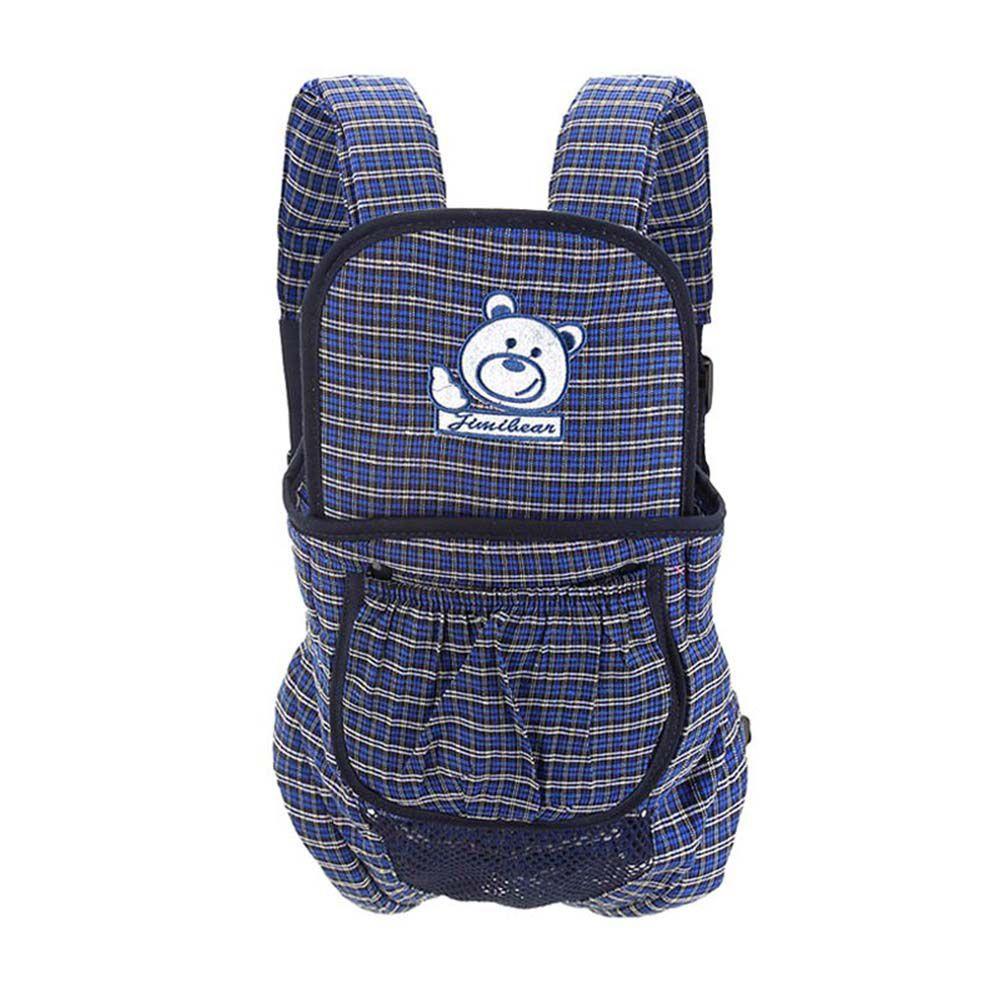 Mochila Canguru Bebê Ergonômico Land JimiBear  Super Confortável