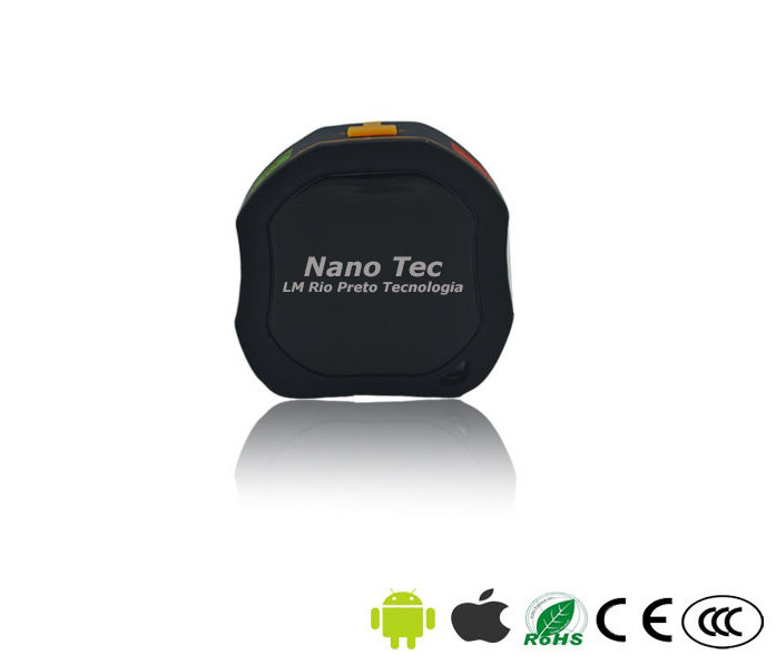 Rastreador Pessoal Inteligente NANO-BLACK