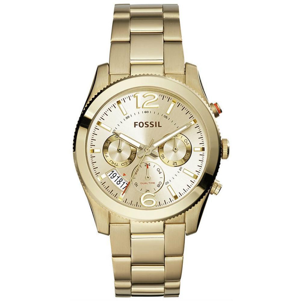 cb8bb1f28b5 Relógio Fossil Feminino Es3884 4dn - Tudo Jóias - Belas Jóias para o ...