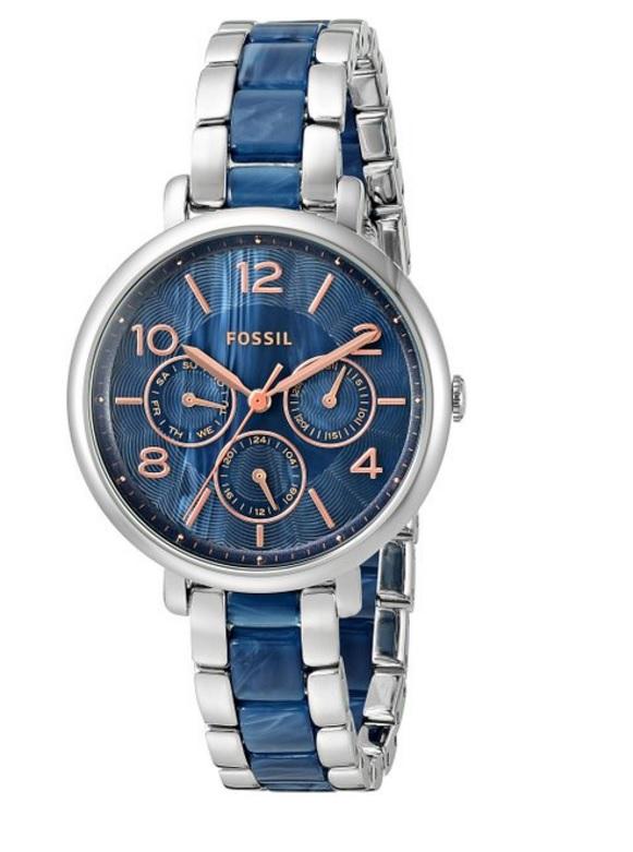 c1801a460c2 Relógio Fossil Feminino Jaqueline ES4011 5AN - Tudo Jóias - Belas ...