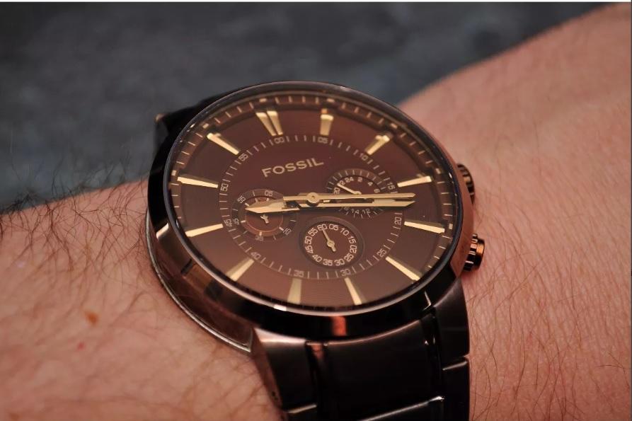 31673d92da7 Relógio Masculino Fossil Analógico - Ffs4357 Z - Tudo Jóias - Belas ...