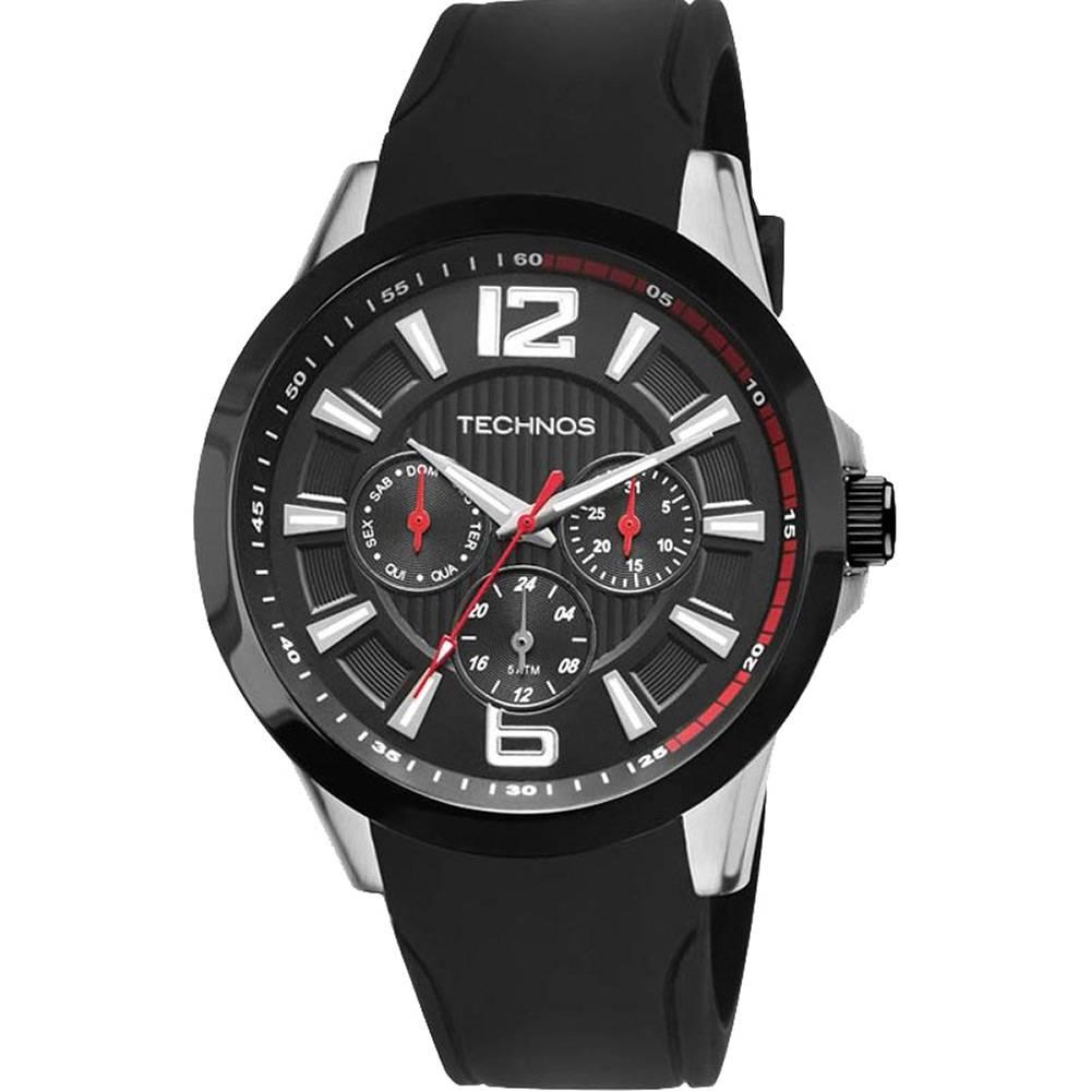 6dc0ac7d3cc Relógio Technos 6P29AHC8P - Tudo Jóias - Belas Jóias para o Homem