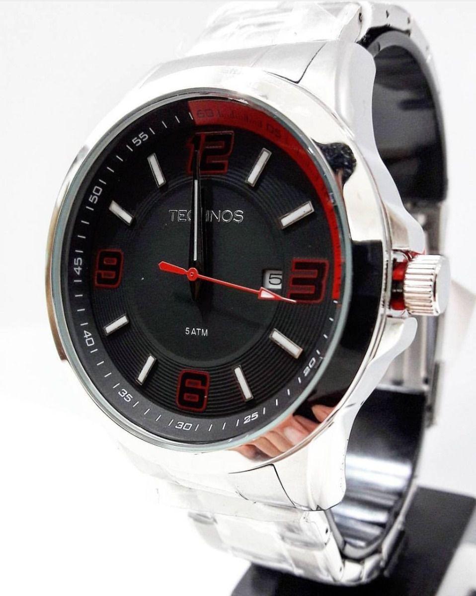 abcbc48fd05 Relógio Technos Modelo 2115KLM1R - Tudo Jóias - Belas Jóias para o Homem