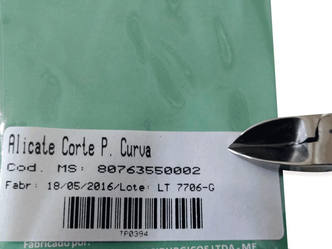 ALICATE CORTE PONTA CURVA N º 394 THIMON