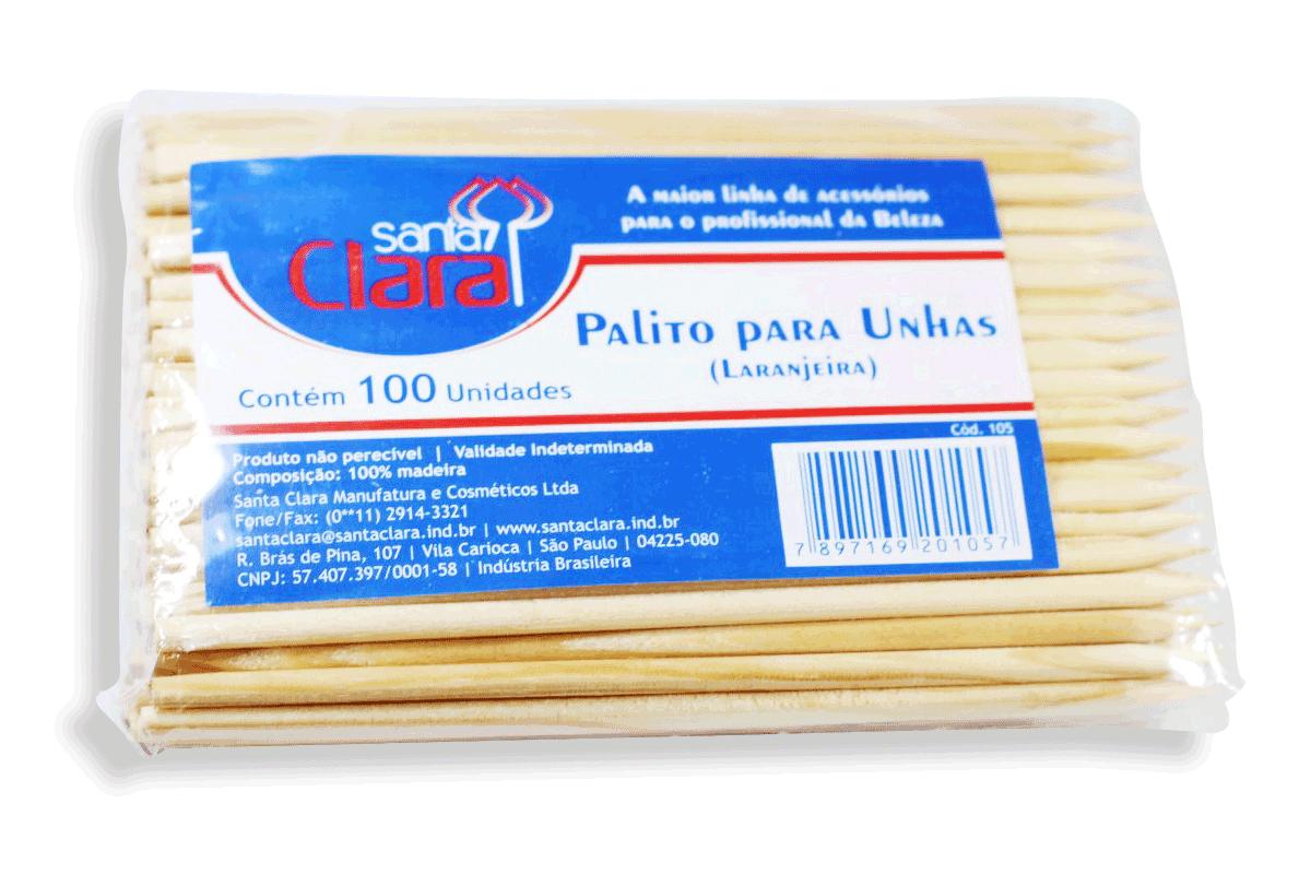 PALITO PARA UNHA ( LARANJEIRA) C/ 100 UNIDS.