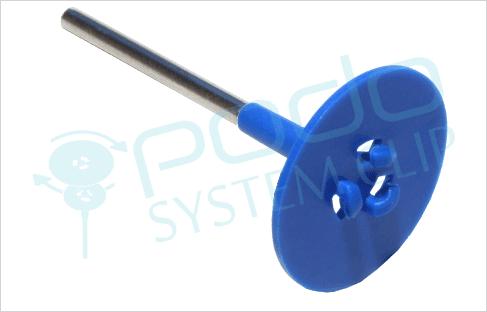 SUPORTE EC 022 P/ LIXAS PLANTAR