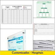 Quadros para Hospitais - Customizados