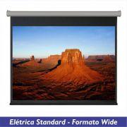 Tela Elétrica Standard no Formato Wide 16:10 - Clace 1 UN