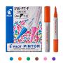 Marcador Multi Superfície Pintor 1.0 mm (Cores Criativas) - Pilot