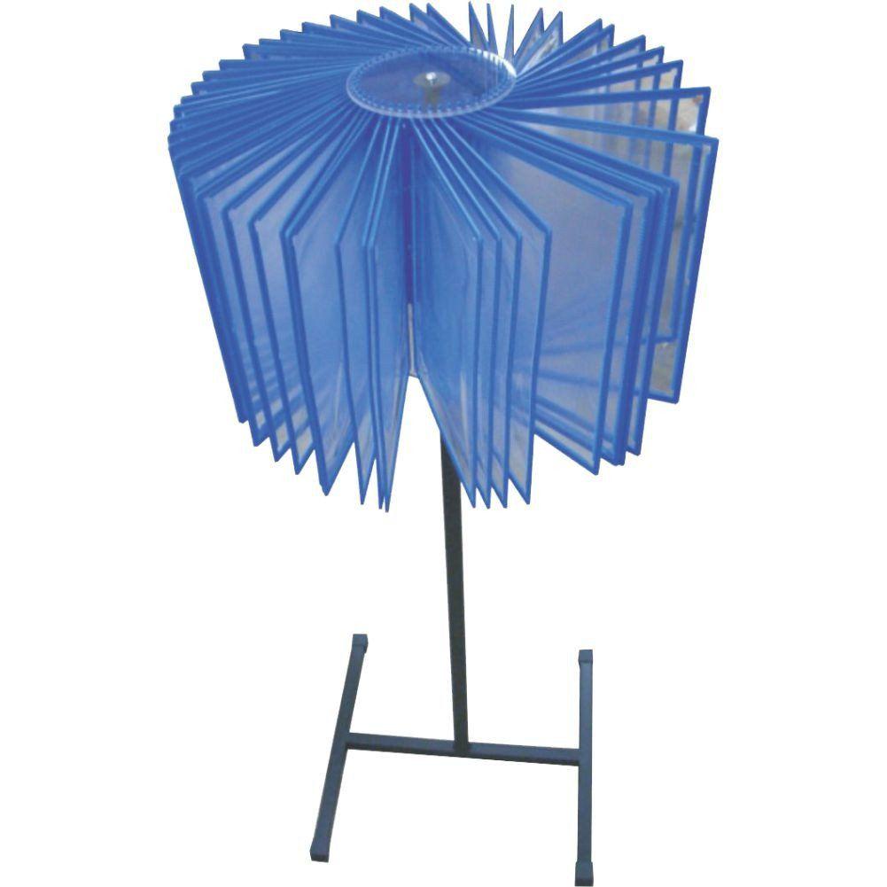 Pedestal Giratório para 50 Pastas Plásticas A4 - Clace 1 UN