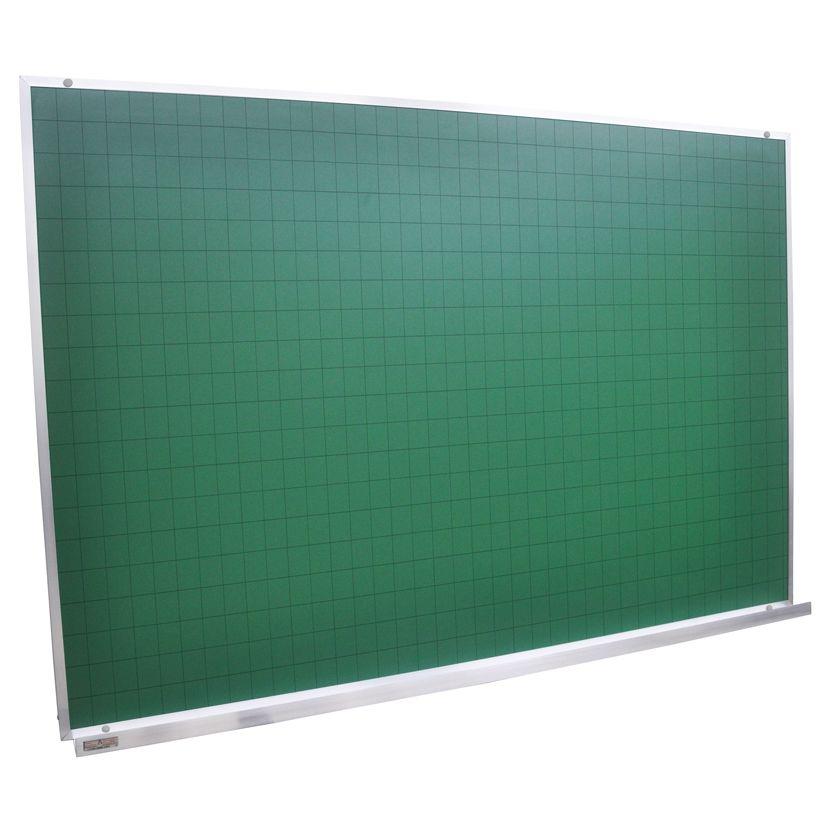 Quadro Verde Quadriculado Não Magnético - Clace 1 UN