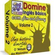Domine Inglês Básico - Volume 2