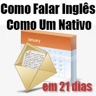 Como Falar Inglês Como Um Nativo em 21 dias