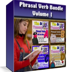 Phrasal Verb Bundle - Vol. 1