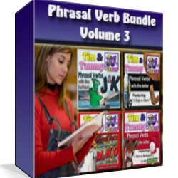 Phrasal Verb Bundle - Vol. 3