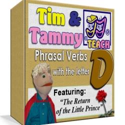 Phrasal Verbs Letra D