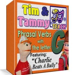 Phrasal Verbs Letra G