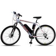 Bicicleta Elétrica Aro 26 Alumínio Bateria de Litio TecUltra - 500 watts