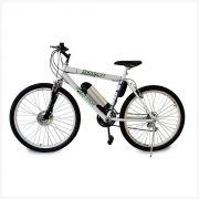 Bicicleta Elétrica Aro 26 BAT. de LITIO Tec-City v2(Guidão Alto)