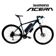 Bike Elétrica Aro 29 AL. BAT. de LITIO TecFalcon ACERA - 500W