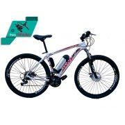 Bike Elétrica Aro 29 AL. BAT. de LITIO Tec-Ultra. - 500w