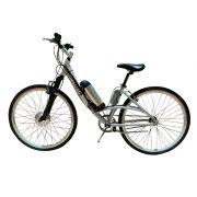 Bicicleta Tecbike Modelo Fashion + Rabeira