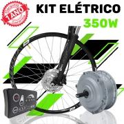 Kit Elétrico para Bicicleta - TecBike - 350 Watts 36V - Aro 29