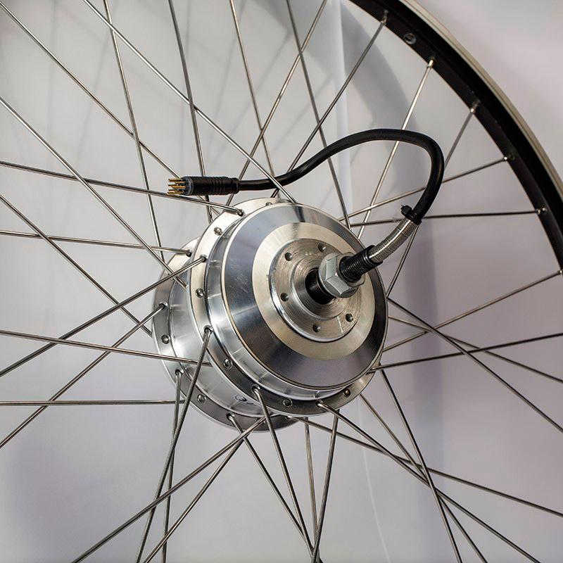 Bicicleta Elétrica Aro 26 AL. BAT. de LITIO TecUltra