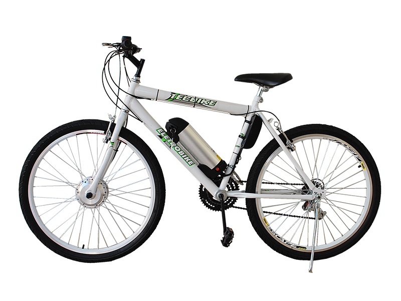Bicicleta Elétrica Aro 26 BAT. de LITIO Tec-City