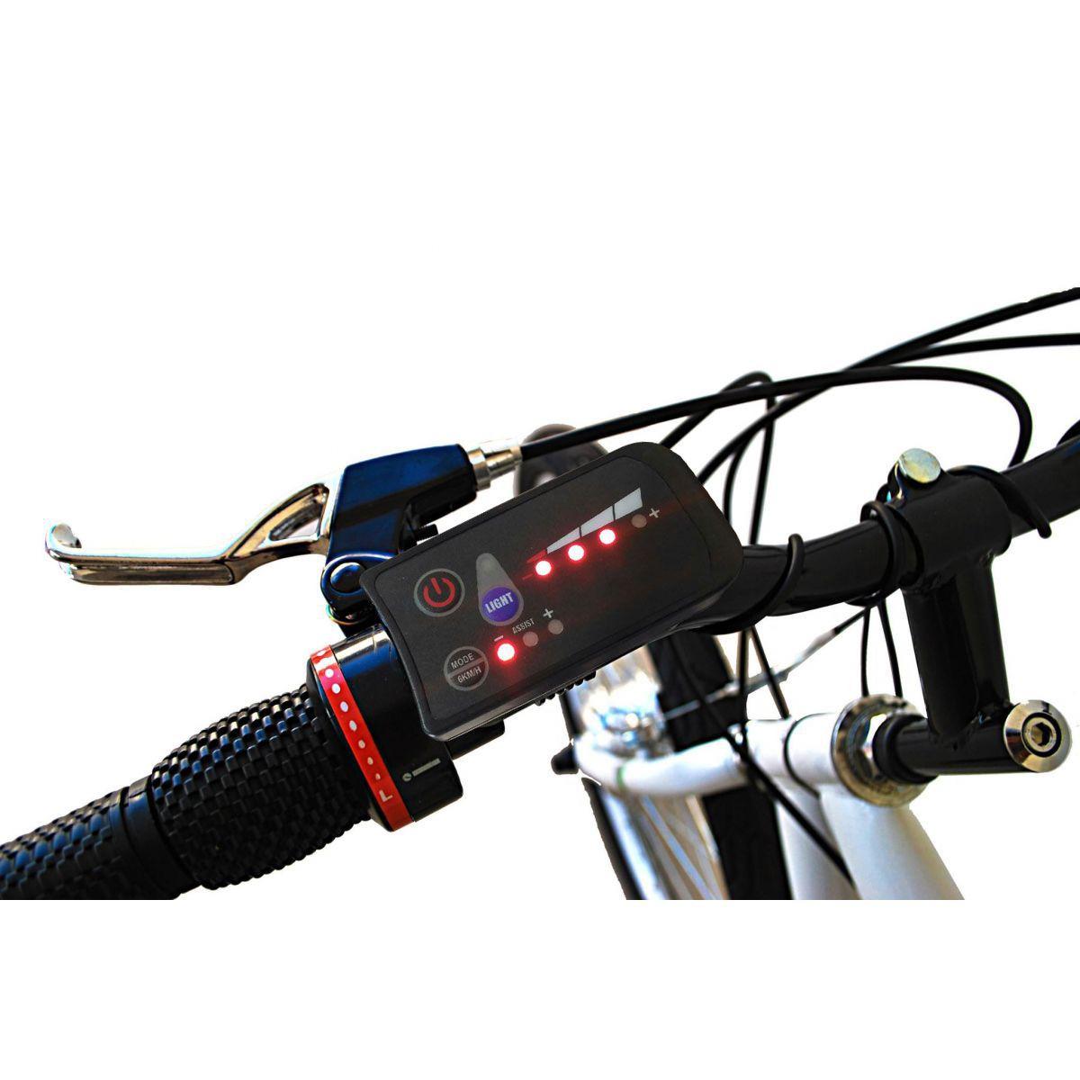 Bicicleta Elétrica Aro 26 BAT. de LITIO TecCargo