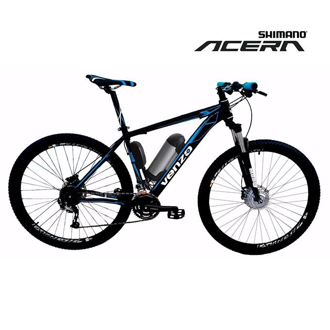 Bicicleta Elétrica Aro 29 Alumínio Bateria de Litio TecFalcon