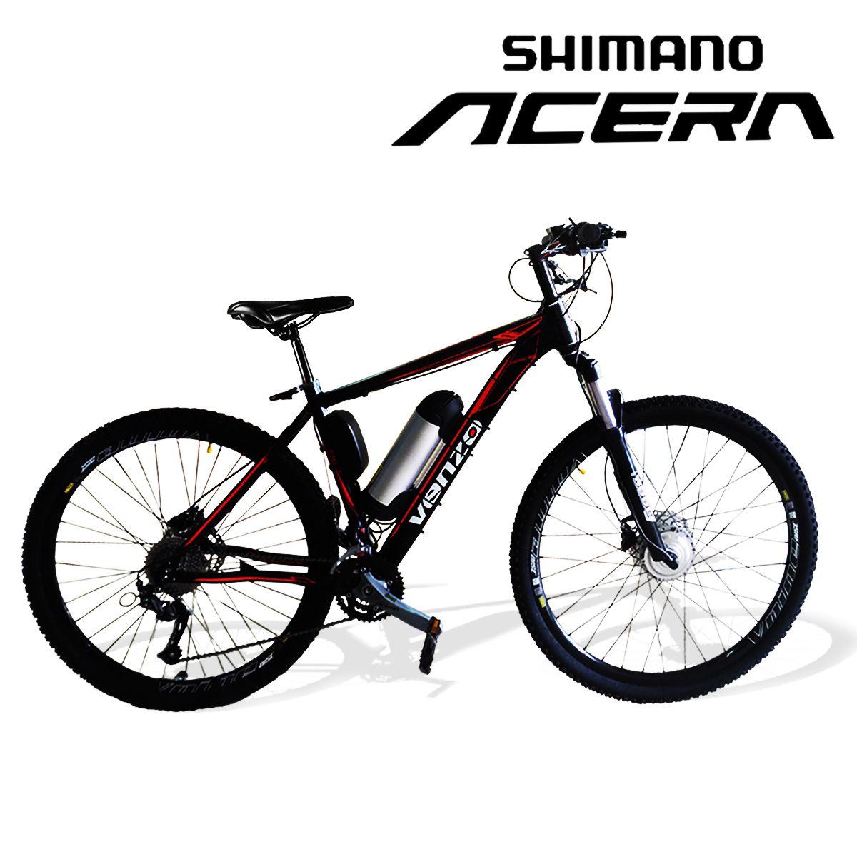 Bicicleta Elétrica Aro 29 Alumínio Bateria de LÍTIO TecFalcon