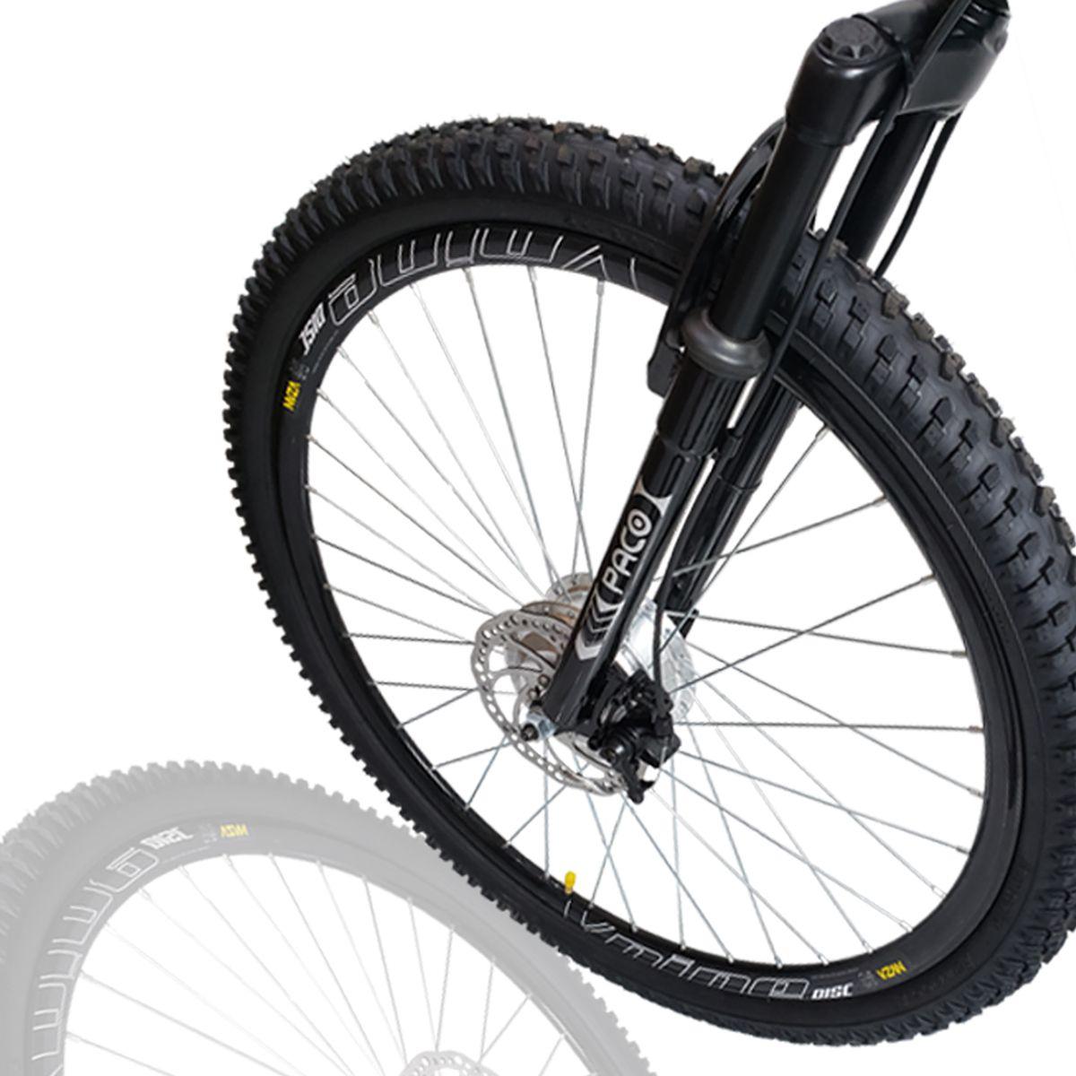 Bicicleta Elétrica Aro 29 Alumínio Bateria de LÍTIO TecUltra 3.0 - 500 Watts